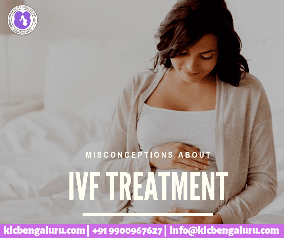 Misconceptions about IVF treatment